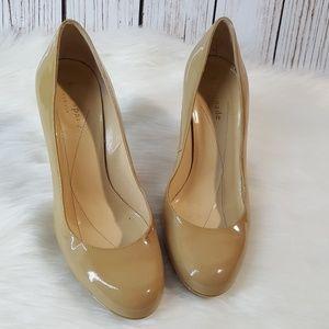 Kate spade nude heels size 6.5 B